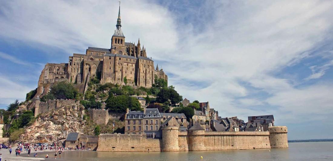 Париж и разцъфналия бряг на Нормандия 3