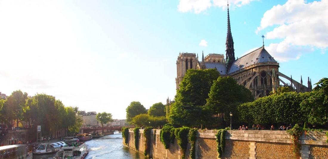 Париж - седемдневна - Трети март