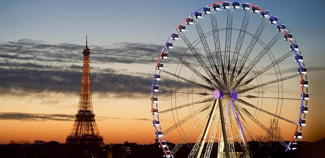 Париж - шестдневна - Трети март 2