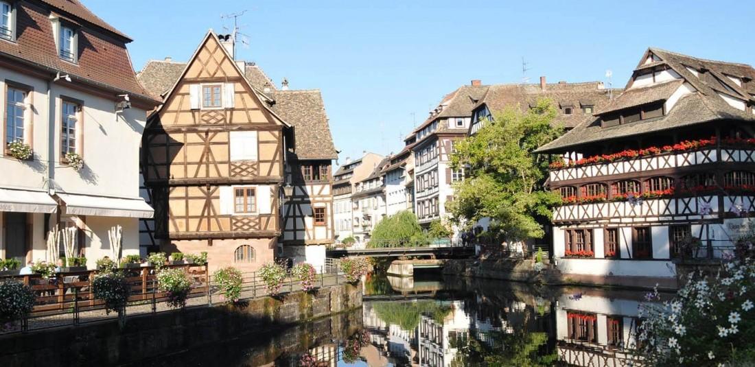 Париж - Страсбург - Виена 2