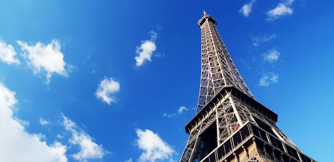 Париж - уикенд - 2020