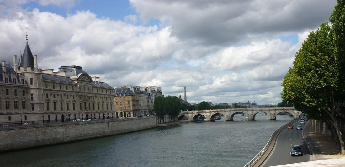 Париж - Виена - Залцбург - икономичен вариант