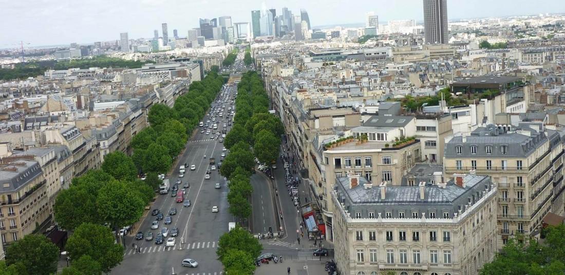 Париж - Виена - Залцбург - икономичен вариант 2