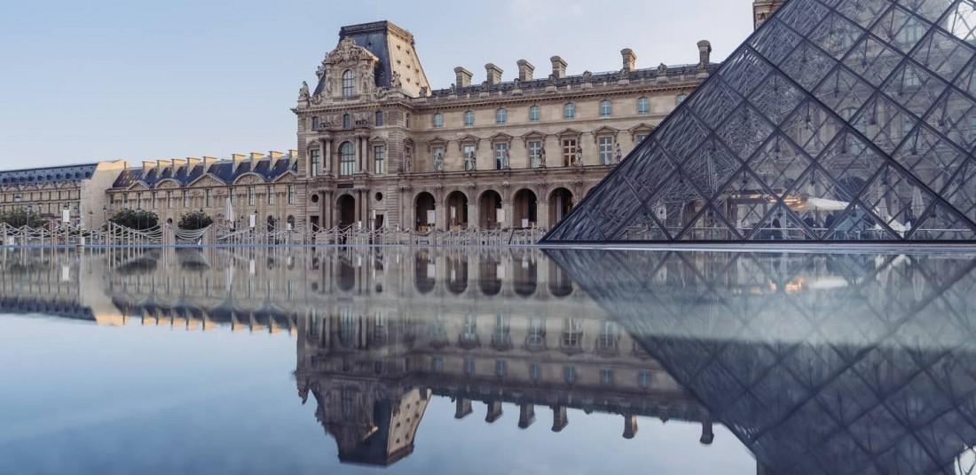 Париж - за експозицията Леонардо да Винчи в Лувъра - шестдневна 2