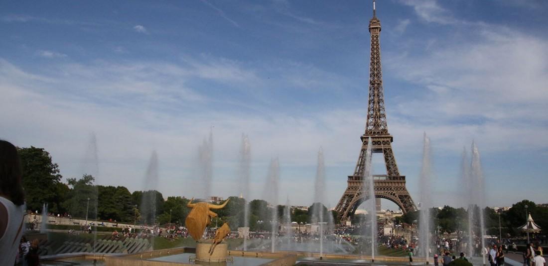 Париж - Замъци по Лоара - Лион - Торино 4