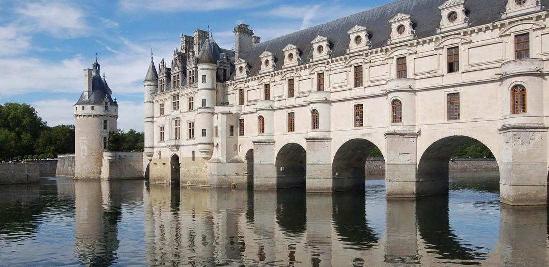 Париж - Замъци по Лоара - Лион - Торино