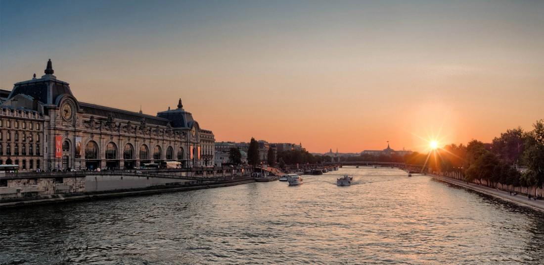Париж - Замъците по Лоара - Мон Сен Мишел - Ница