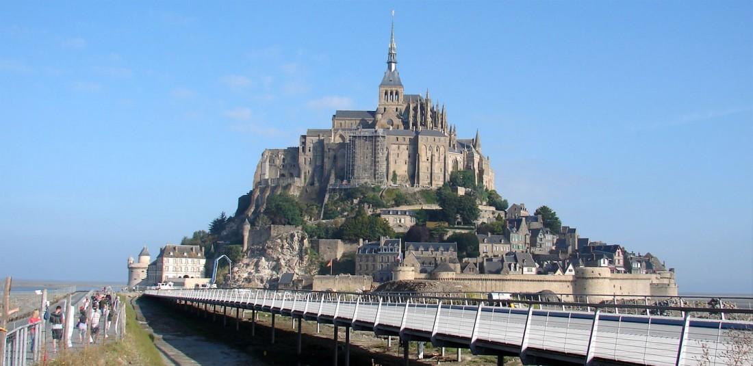 Париж - Замъците по Лоара - Мон Сен Мишел - Ница 3