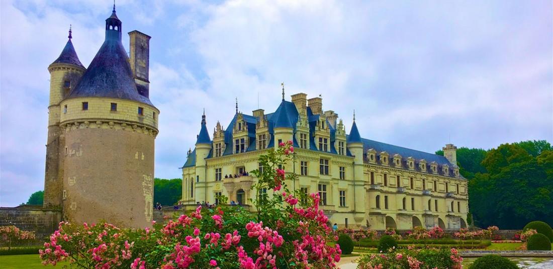 Париж - Замъците по Лоара - Мон Сен Мишел - Ница 2