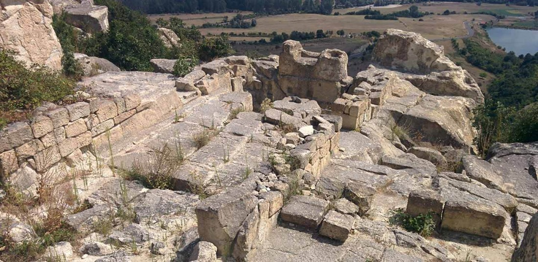 Перперикон - Кърджали - Вила Армира - Александруполис
