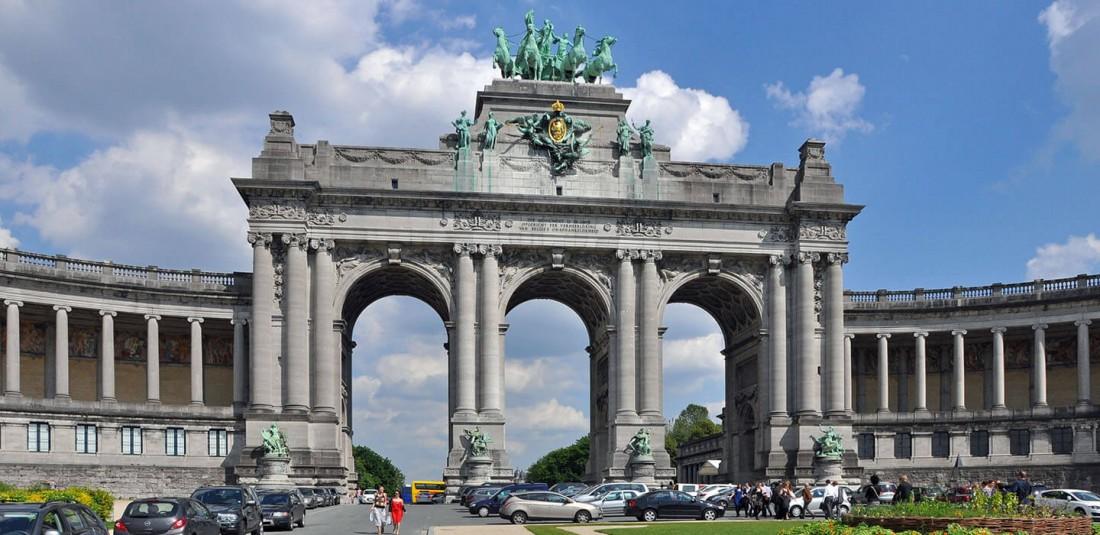 Париж - Брюксел - Амстердам - Виена 2