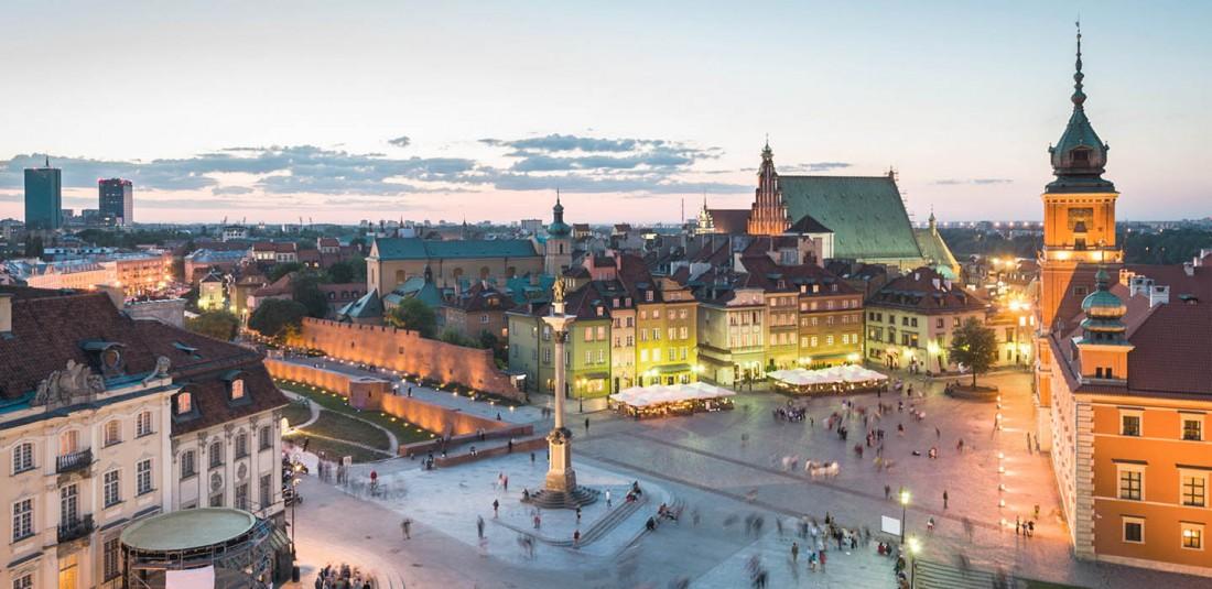 Прибалтика и Полша