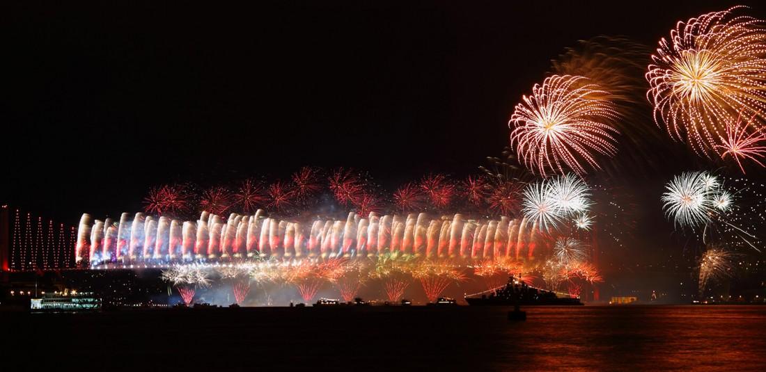 Нова Година - Истанбул - Одрин 2