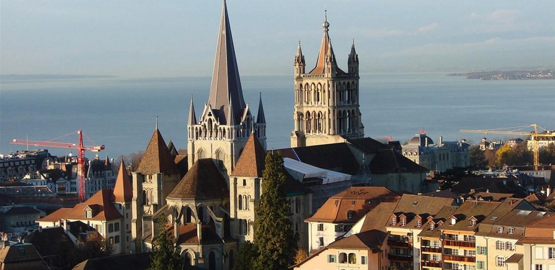 Цюрих - Люцерн - Женева - Лозана - Залцбург - Милано 4