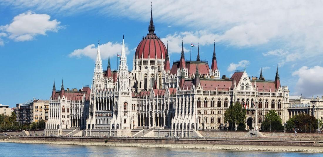 Прага - Братислава - Будапеща - Виена 2