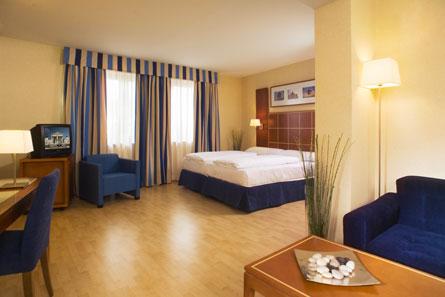 HOTEL EUROSTARS VIENNA ****