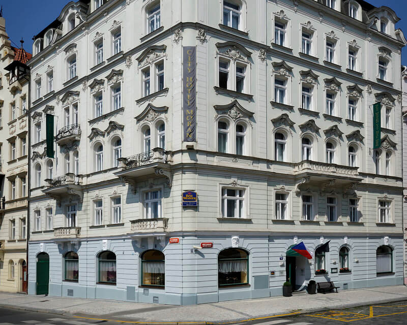 Hotel Best Western City Hotel Moran****