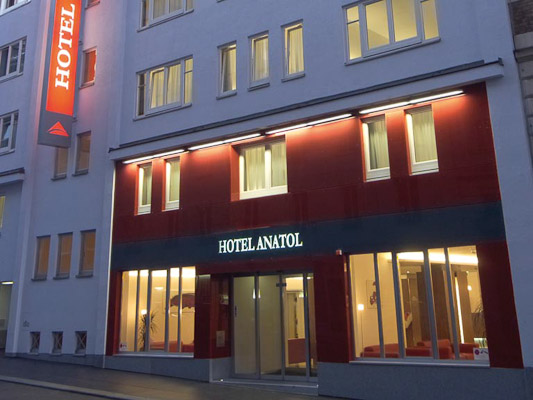 Hotel Austria Trend Hotel Anatol