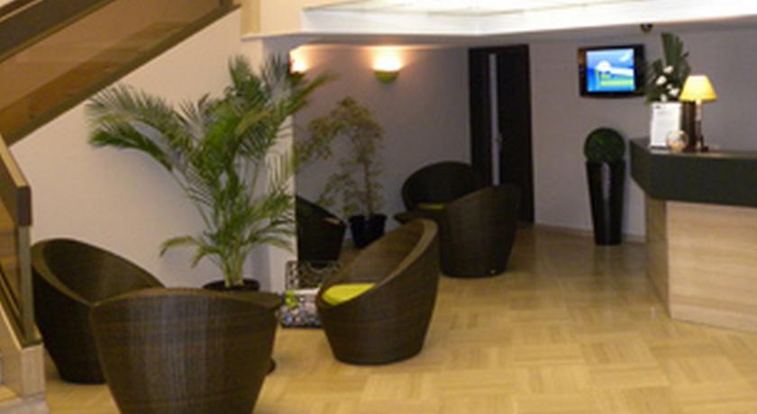 Kyriad Hotel Nice Gare ***