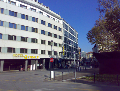 HOTEL CENTRALE***