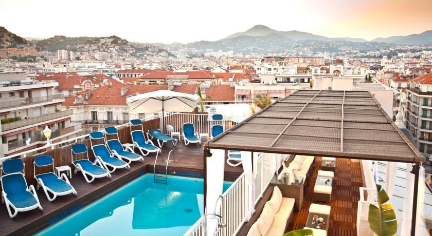 Hotel Splendid Nice****