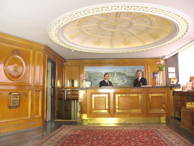 Hotel Eduardo VII Lisbon***