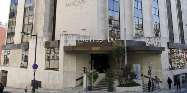 VIP Executive Suítes Marquês Lisbon****