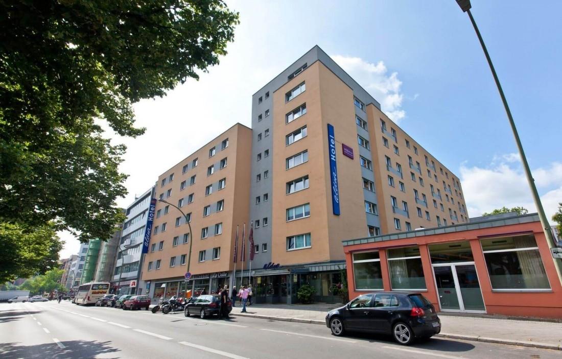 Hotel Aldea Novum Berlin Centrum***