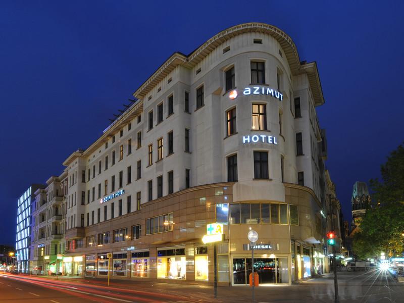 AZIMUT Hotel Berlin Kurfurstendamm***