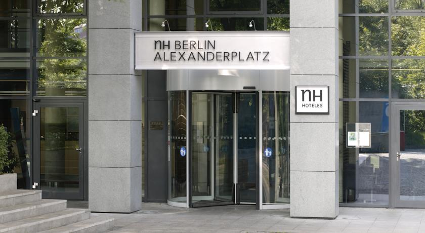 NH Berlin Alexanderplatz****