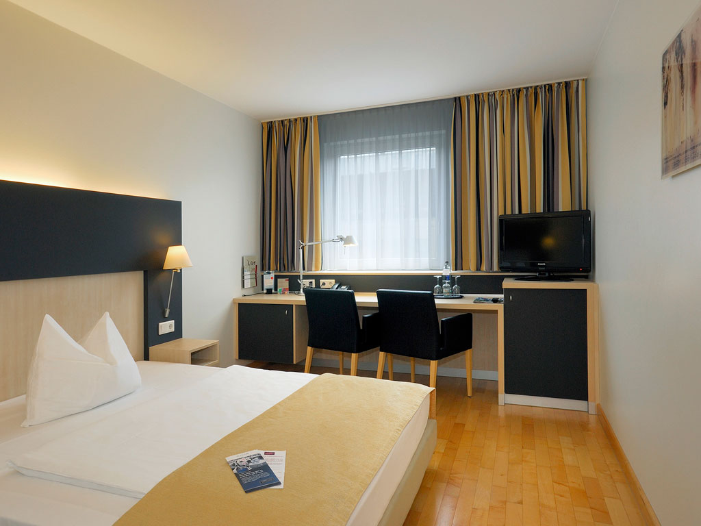 Mercure Hotel Berlin City****
