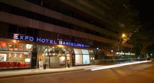 Hotel Expo Barcelona****