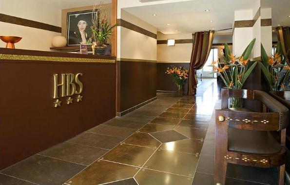 Cannes Beau Sejour hotel ***