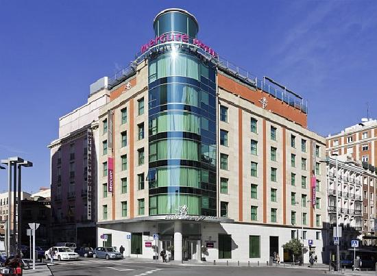 Hotel Mercure Madrid Santo Domingo ****