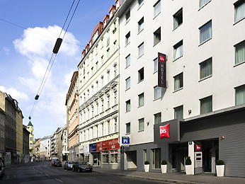 Ibis Wien City***