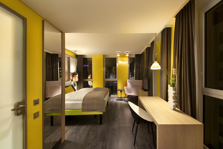 Hotel Indigo Berlin Alexanderplatz****