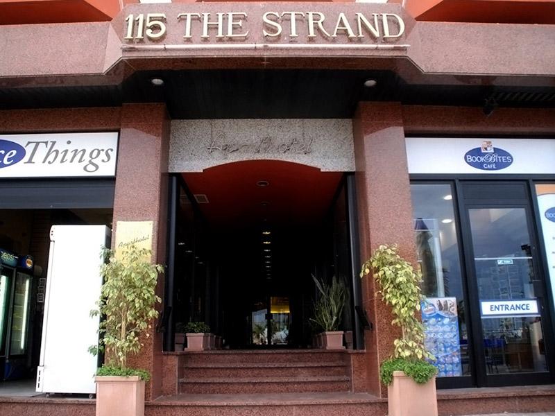 115 The Strand Malta***