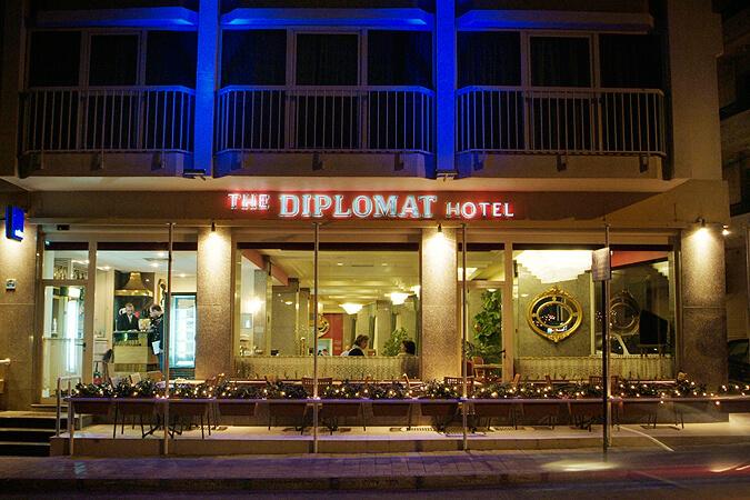 Diplomat Malta****