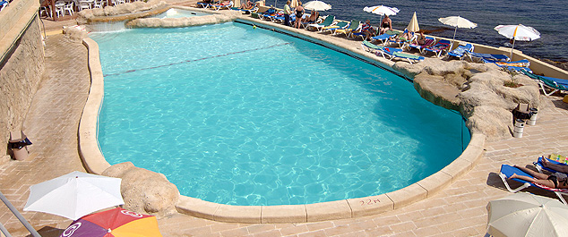 Preluna hotel and Spa Malta****