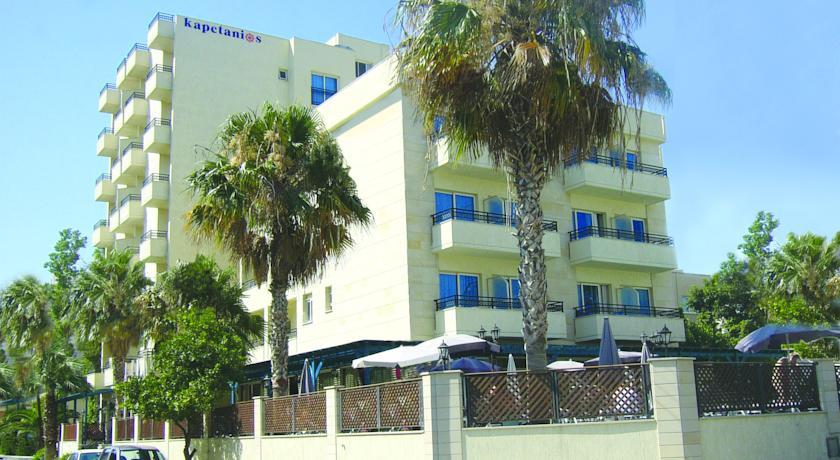 Kapetanios Limassol ***