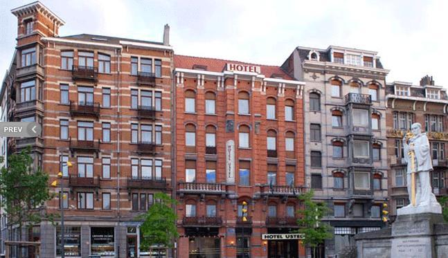 Floris Ustel Midi Brussels***