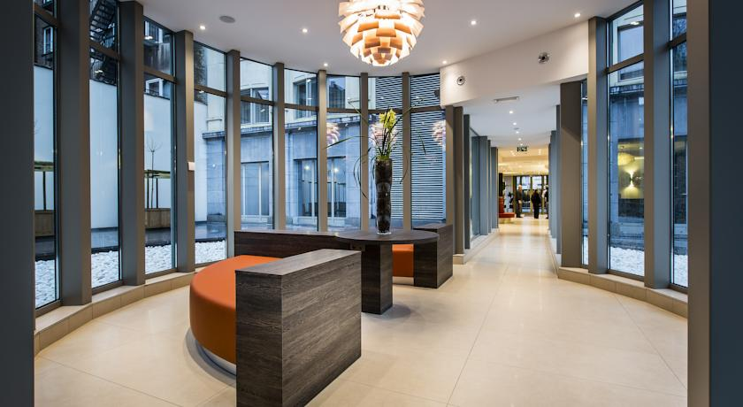 Mercure Brussels Centre Midi****