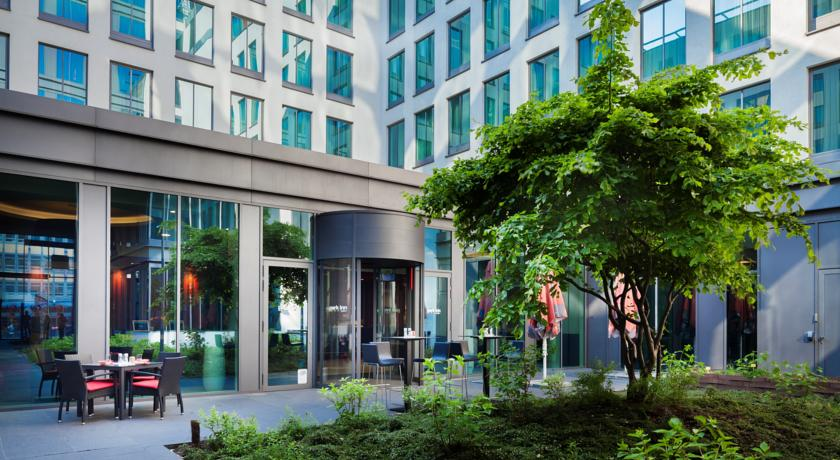 Park Inn by Radisson Brussels Midi***