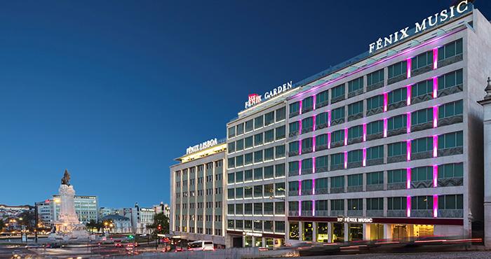 Hotel HF Fenix Music ***