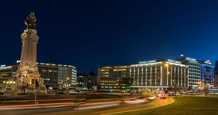Hotel HF Fenix Lisboa ****