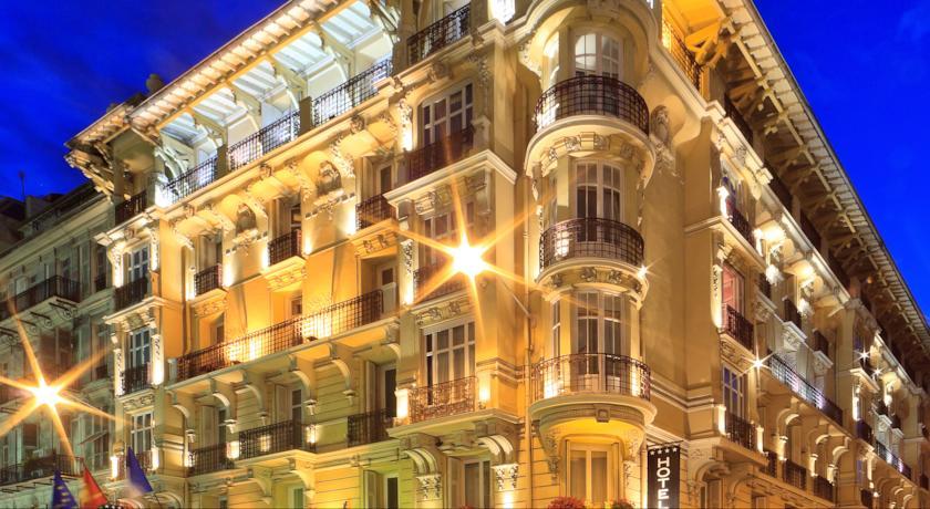 Hôtel Massena ****