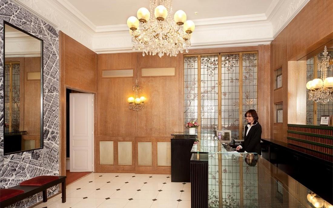 HOTEL RONCERAY OPERA BEST WESTERN ***