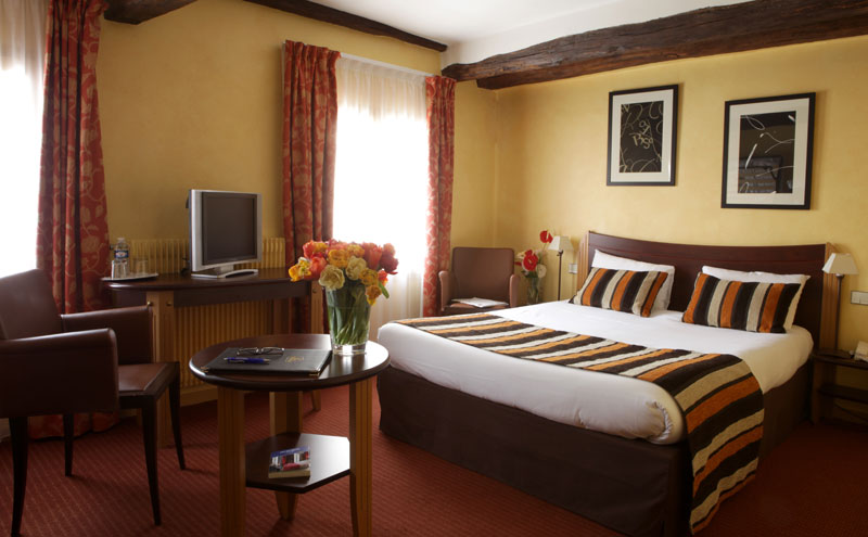 HOTEL OPERA GRANDS BOULEVARDS BEST WESTERN ***