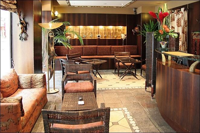 HOTEL PAVILLON OPERA BOURSE ***