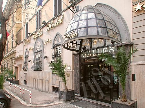 HOTEL GALLES ***